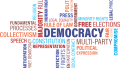 2019年参議院議員選挙・守口市長選挙 期日前投票の場所。